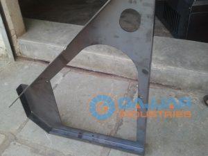 CNC Bending Work